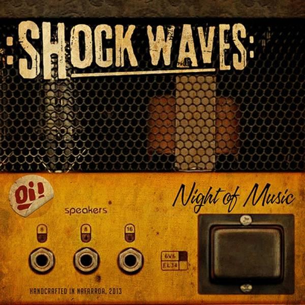 Shock Waves - Night of music, CD