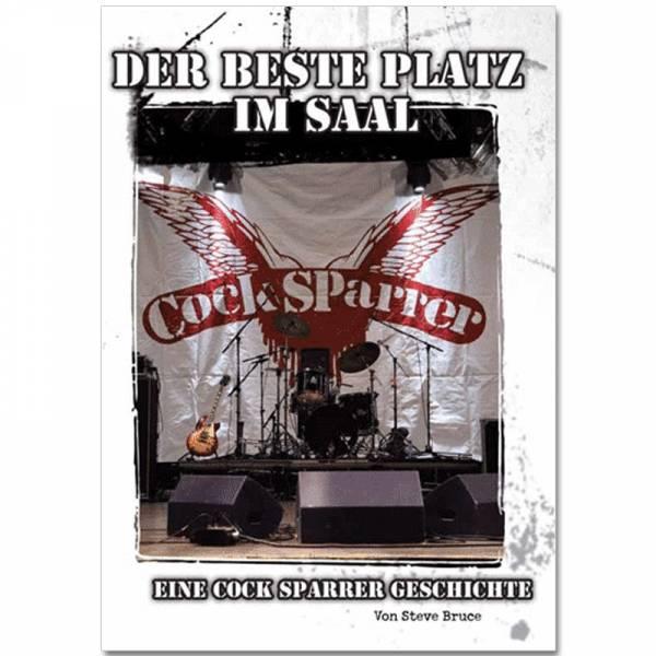 Cock Sparrer - Der beste Platz im Saal, Buch dt.