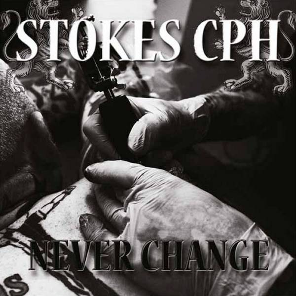 Stokes CPH - Never Change, CD