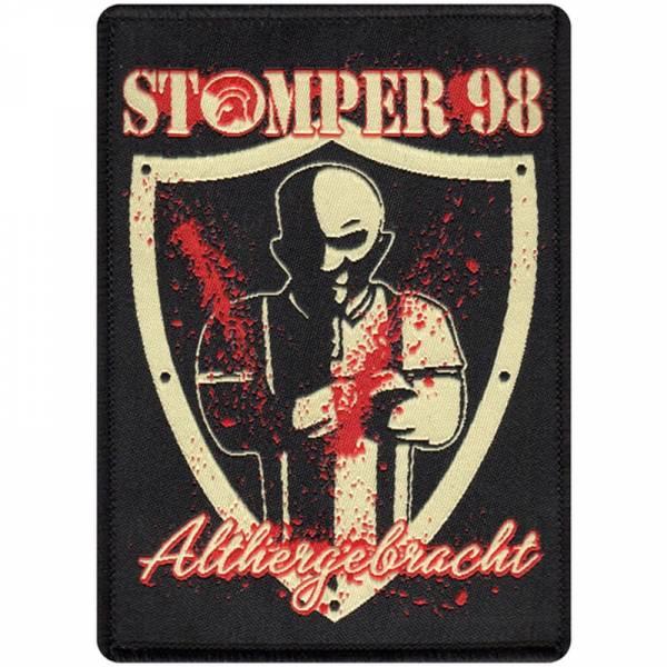Stomper 98 - Althergebracht, Aufnäher
