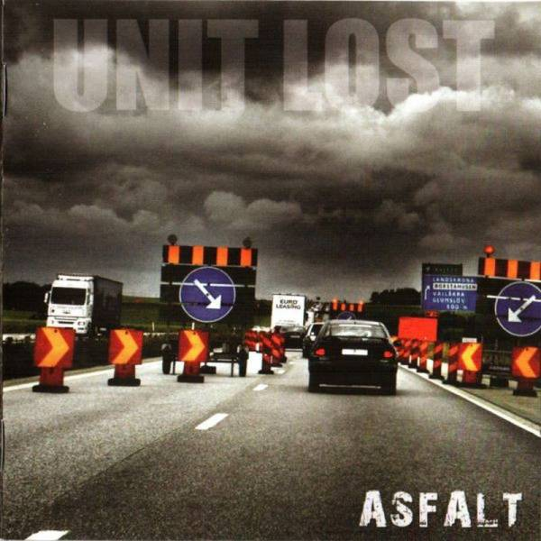 Unit Lost - Asfalt, CD