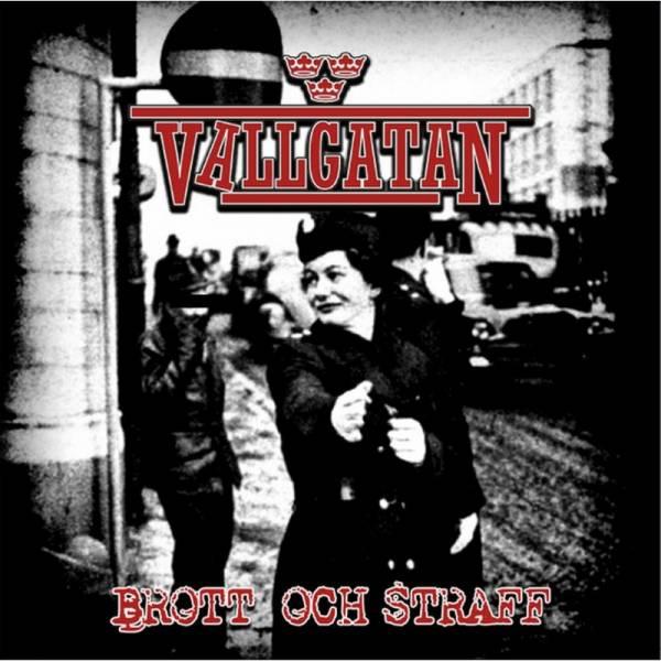 Vallgatan - Brott och straff, CD