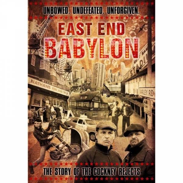 Cockney Rejects – East End Babylon, DVD
