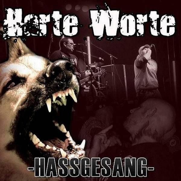 Harte Worte - Hassgesang, CD
