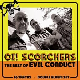 Evil Conduct - Oi! Scorchers!, CD DigiPack