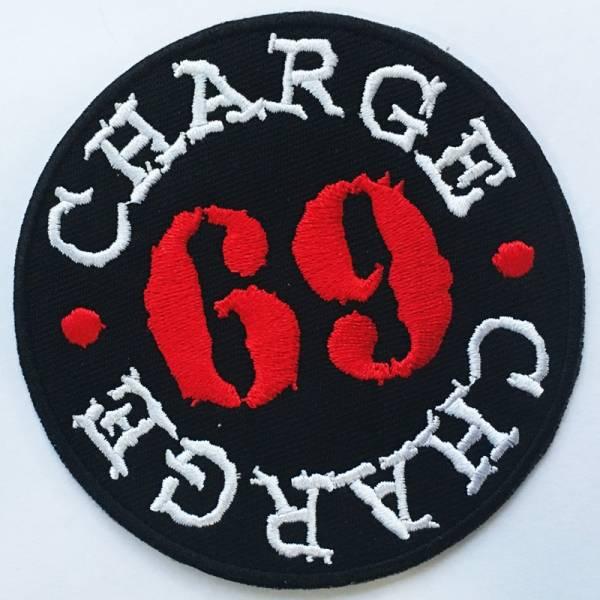 Charge 69 - Logo, Aufnäher