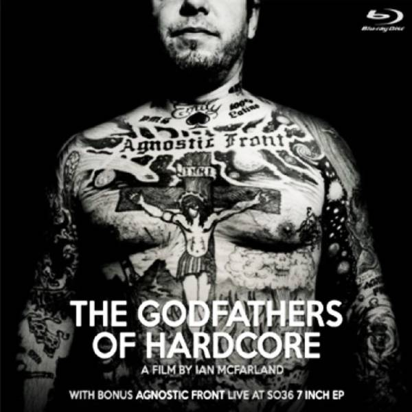 """Agnostic Front - The godfathers of hardcore, Blueray + 7"""" gelb lim. 300"""