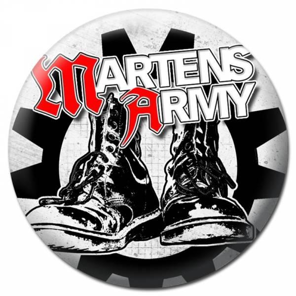 Martens Army - Boots, Flaschenöffnerbutton