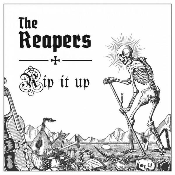 Reapers, The - Rip it up, CD lim. 500