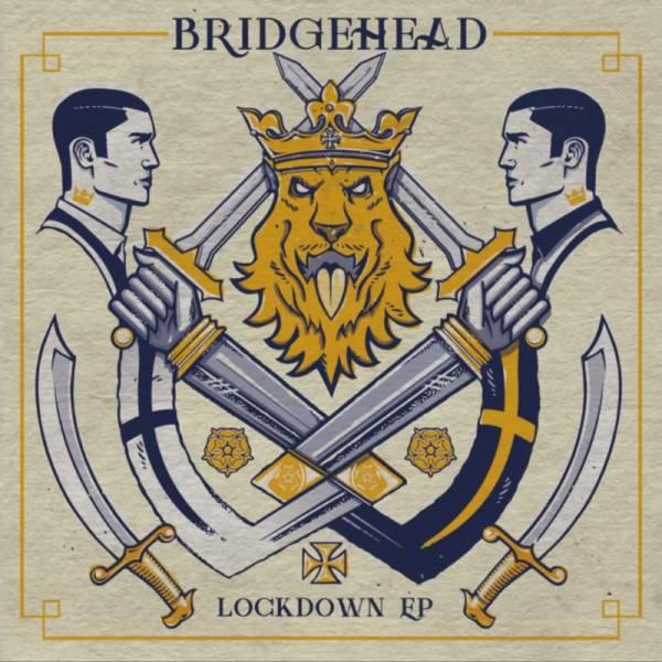"Bridgehead - Lockdown, 7"" lim. 200 schwarz"