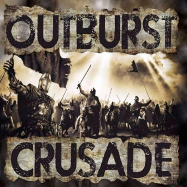 """Outburst - Crusade, 7"""", lim. 500, verschiedene Farben"""