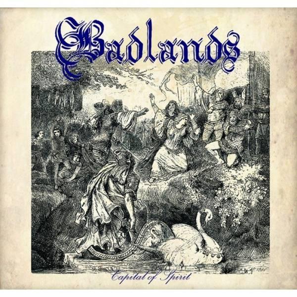 Badlands - Capital of Spirit, 7'' lim. verschiedene Farben