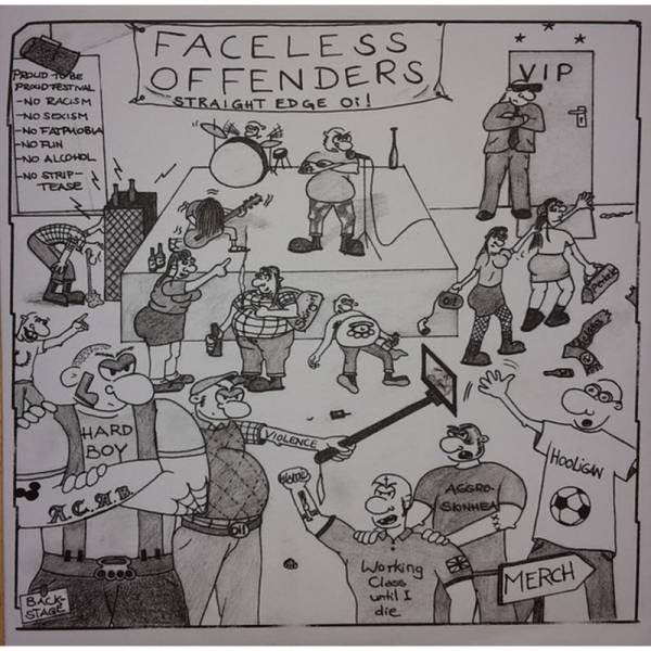 Faceless Offenders - Dto., 7'' lim. verschiedene Farben