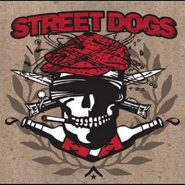 Street Dogs - Crooked drunken Sons, 7'' lim. 550 bone
