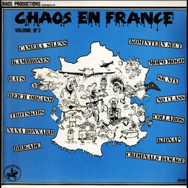 V/A Chaos en France - Vol. 2, LP