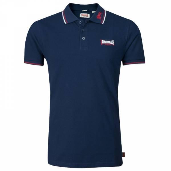 "Lonsdale - Lion Logo, Polo-Shirt verschiedene Farben Slim-Fit ""Lion"""
