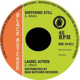 "Laurel Aitken - Suffering Still/Reggae 69, 7"" Lim. 500"