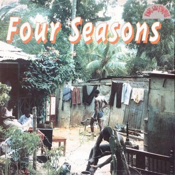 V/A Four Seasons - Chicka Chup Ska, LP