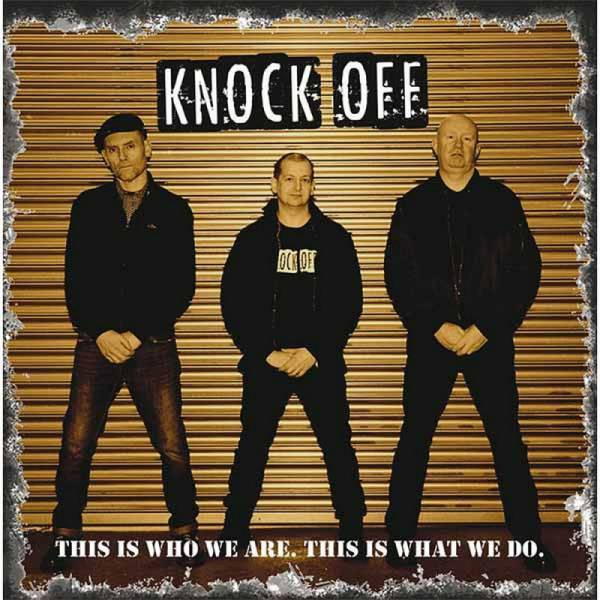 Knock Off - This is who we are, LP verschiedene Farben