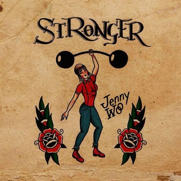 Jenny Woo - Stronger, CD