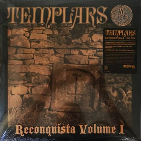 Templars - Reconquista Vol. 1, LP schwarz