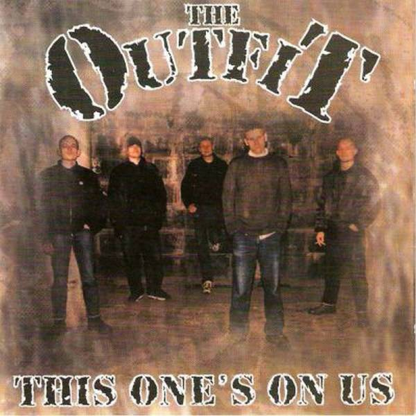 Outfit, The - This one's on us, CD