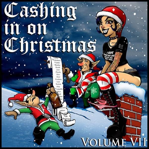 V/A Cashing on Christmas Vol. 7, LP lim. verschiedene Farben