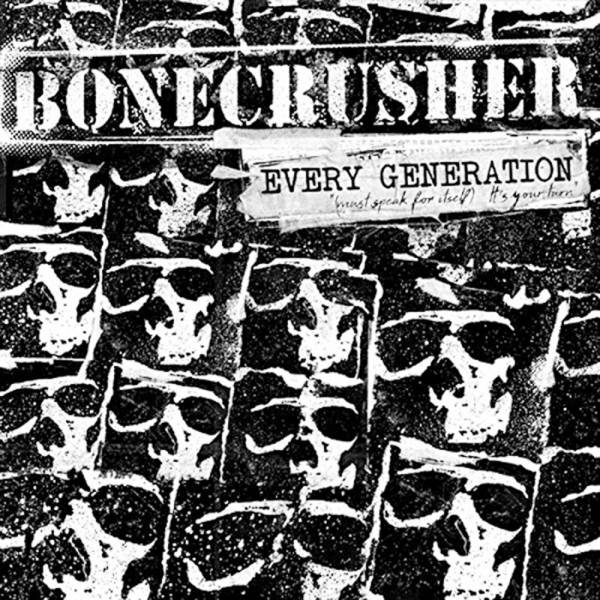 Bonecrusher - Every generation, LP + CD
