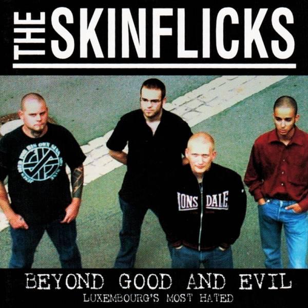 Skinflicks - Beyond good and evil, CD