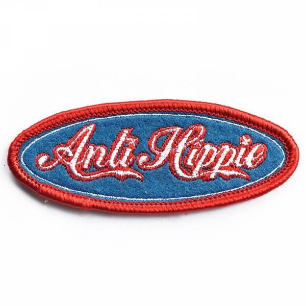 Anti Hippie, Aufnäher