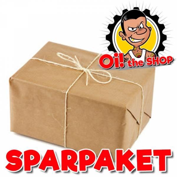 """10x 7"""" - SPARPAKET Oi! Punk und mehr"""