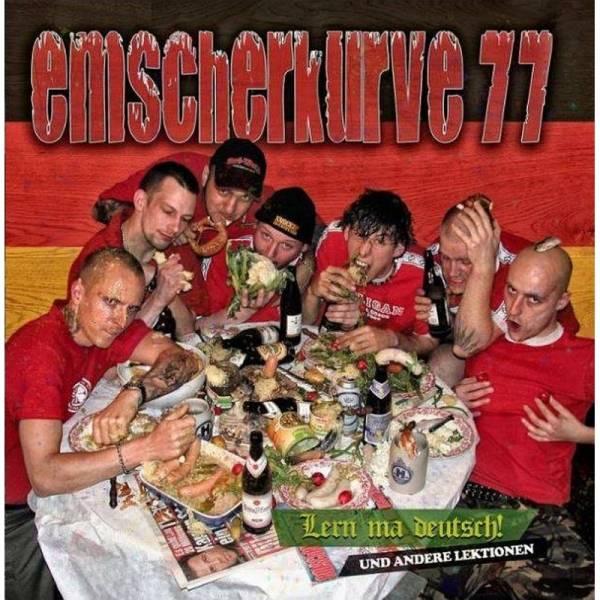 Emscherkurve 77 - Lern ma deutsch! und andere Lektionen, CD