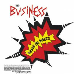 """Business, The - Smash the Disco's, 7"""" red"""