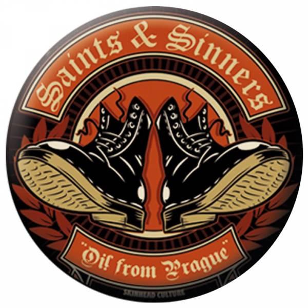 Saints & Sinners - Boots, Button B107