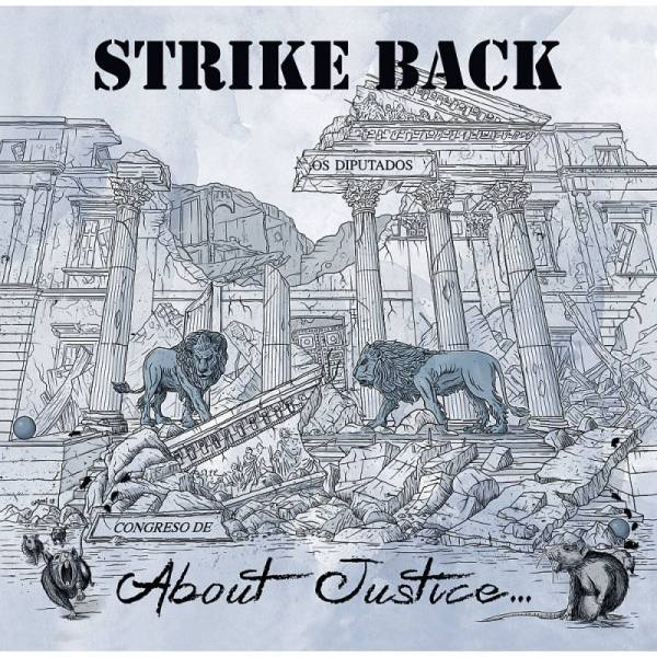 Strike Back - About Justice..., 7'' lim. 250
