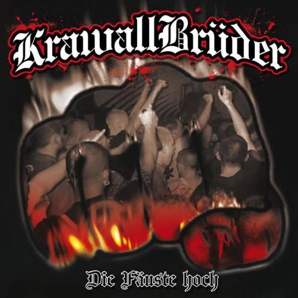 KrawallBrüder - Die Fäuste hoch, CD