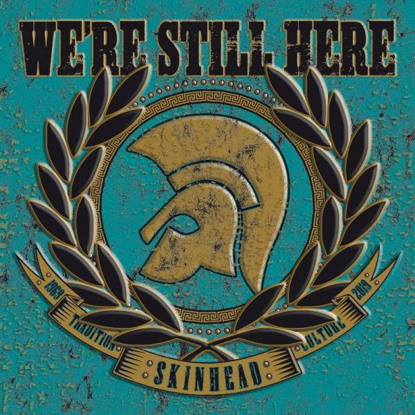 V/A Skinhead - We're still here, LP schwarz lim. 500