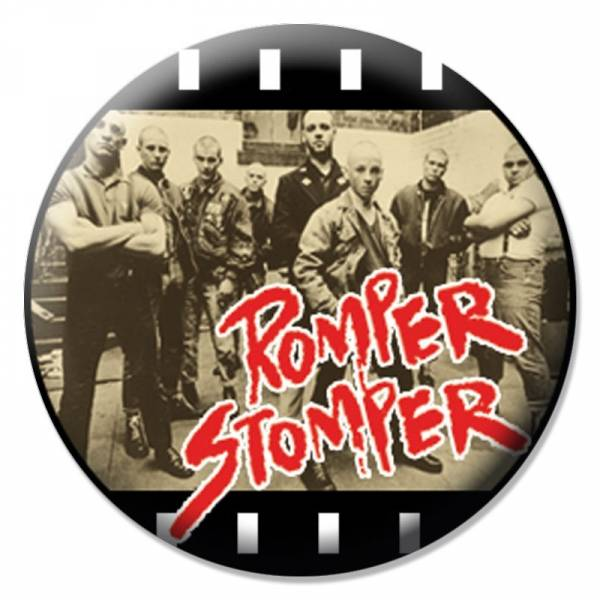 Romper Stomper, Button B104