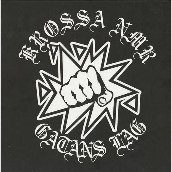 Gatans Lag - Krossa NMR, 7'' schwarz