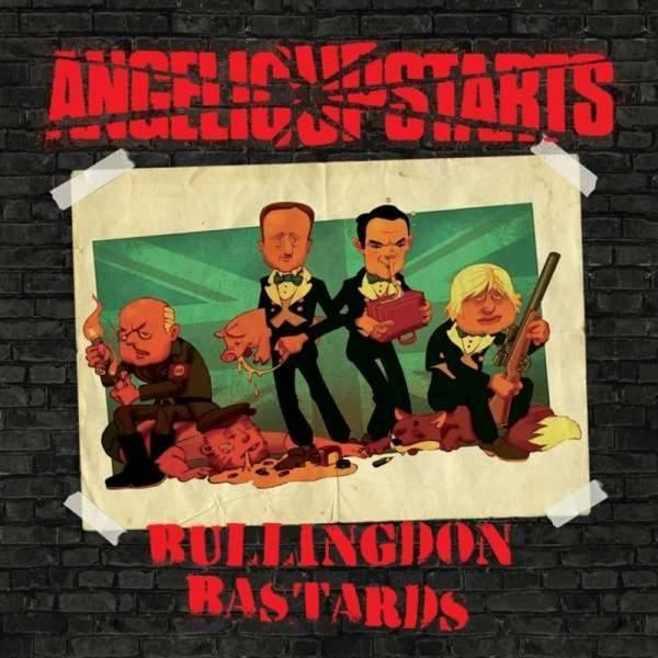 Angelic Upstarts - Bullingdon Bastards, LP versch. Farben