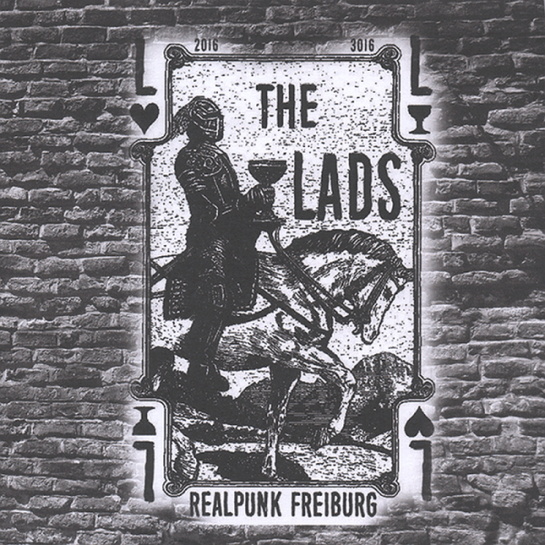 Lads, The - Realpunk Freiburg, CD-R Demo lim. 200