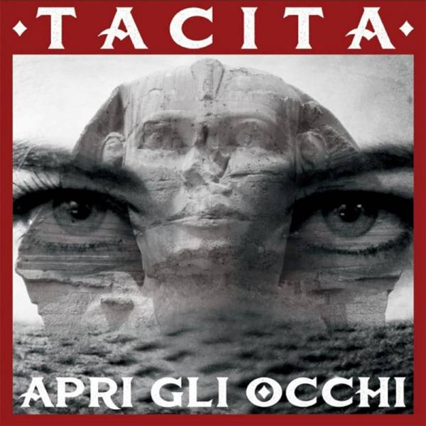 Tacita - Apri Gli Occhi, LP + CD schwarz