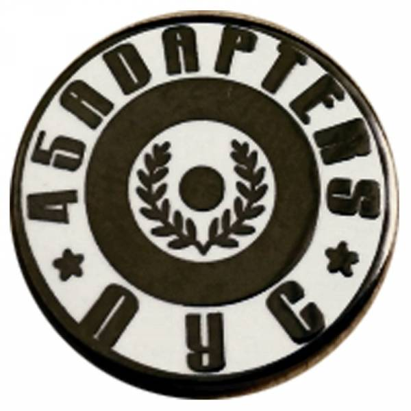 45 Adapters - Logo, Pin