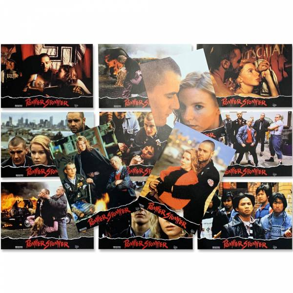 Romper Stomper - Kinobilder, Filmkartenset