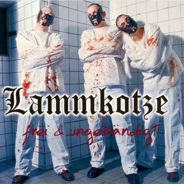Lammkotze - Frei & ungebändigt, CD Digipack