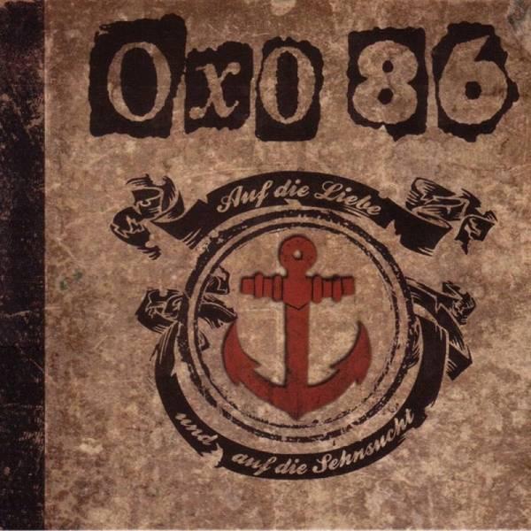 OXO 86 - Auf die Liebe & auf die Sehnsucht, DoCD