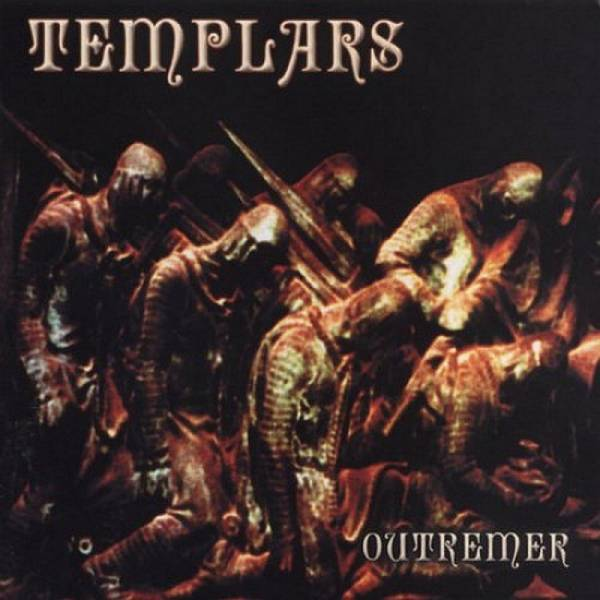 Templars - Outremer, CD