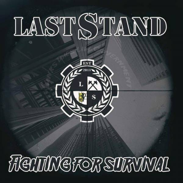 Last Stand – Fighting For Survival, 7'' EP limited Edition