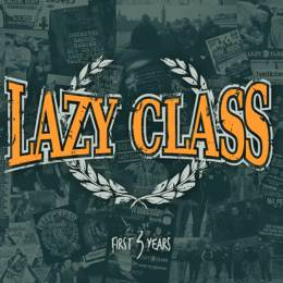 Lazy Class - First 3 Years, CD DigiPack