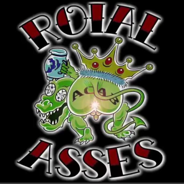 Roial Asses - Dto., CD